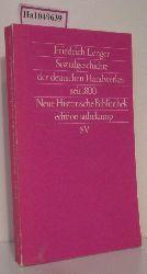 "Lenger, Friedrich  Lenger, Friedrich ""Sozialgeschichte der deutschen Handwerker seit 1800. (=Edition Suhrkamp, Neue Folge; Band 532)."""