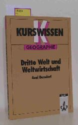 Borsdorf, Axel  Borsdorf, Axel Kurswissen Geographie - Dritte Welt und Weltwirtschaft