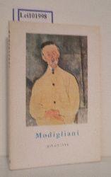 Modigliani, Amedeo  Modigliani, Amedeo Bildnisse von San Lazarro
