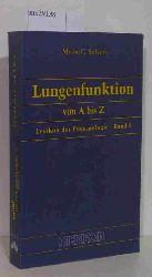 Sulyma, Myron  Sulyma, Myron Lungenfunktion von A bis Z. Lexikon der Pneumologie Band 1