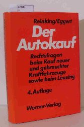 Reinking/Eggert  Reinking/Eggert Der Autokauf