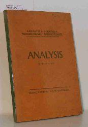 Lambacher-Schweitzer  Lambacher-Schweitzer Analysis - Kurzausgabe