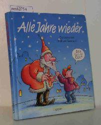 Gebhard, Wilfried  Gebhard, Wilfried Alle Jahre wieder - Cartoons