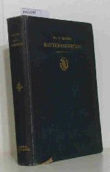 E. Lesser   E. Lesser  Lehrbuch der Haut- und Geschlechtskrankheiten