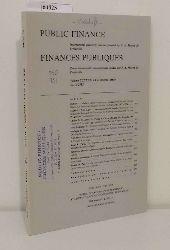 Public Finance Vol. XXXXIII, No. 3, 1988