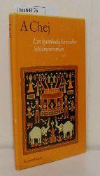 A Chej  A Chej Ein kambodschanischer Schelmenroman