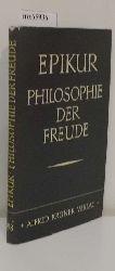 Epicurus  Epicurus Philosophie der Freude