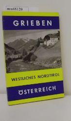 Grieben-Reiseführer: Westliches Nordtirol
