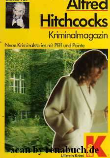 Alfred Hitchcocks Kriminalmagazin, Band 167