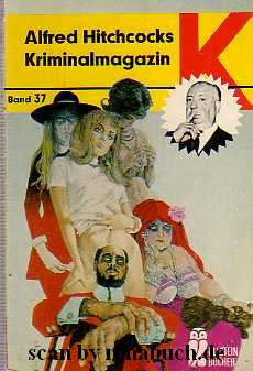 Alfred Hitchcocks Kriminalmagazin, Band 37