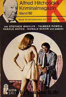Alfred Hitchcocks Kriminalmagazin, Band 82