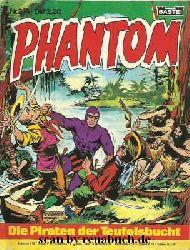Phantom, Heft 214: Im Bann des Regendämons / Die Piraten der Teufelsbucht