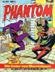 Phantom, Heft 180: Die Geier von Morristown / Der Killer-Leopard