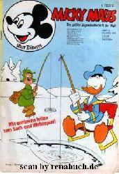 Micky Maus, Heft 10/1973