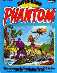 Phantom Super-Band, Nr. 29 (Ausgabe 145 + 146 in einem Band)