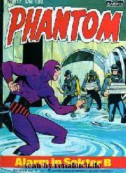 Phantom, Heft 117: Alarm in Sektor B / Die heiße Fährte