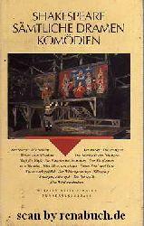 Shakespeare, William:  Sämtliche Dramen in drei Bänden, Band 1: Komödien