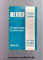 Arturo Damm Arnal:  Mexico 1989 1994