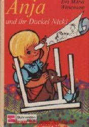 Eva Marie Wiesemann:  Anja und ihr Dackel Nicki
