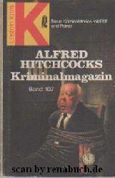 Alfred Hitchcocks Krimanlmagazin Band 107