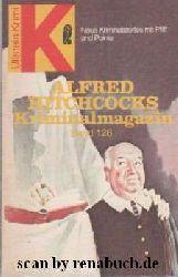 Alfred Hitchcocks Krimanlmagazin Band 126