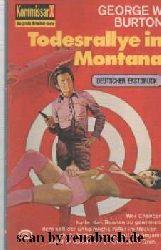 Burton, George W.:  Todesrallye in Montana