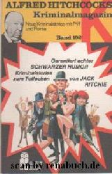 Ritchie, Jack:  Alfred Hitchcocks Krimanlmagazin Band 102