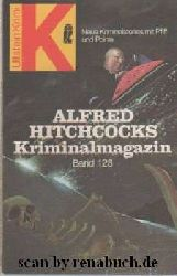 Alfred Hitchcocks Krimanlmagazin Band 128