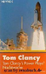 Clancy, Tom:  Ein tödliches Spiel