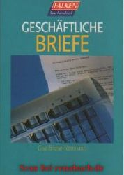 Briese-Neumann, Gisa:  Geschäftliche Briefe