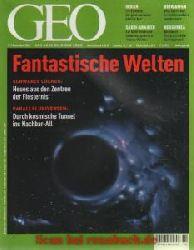Geo 11/2002: Fantastische Welten - Kinshasa - Damaskus - Indische Familie - Rub-al-Khali-Expedition, Teil 1 - Laubenvögel - Biowaffen