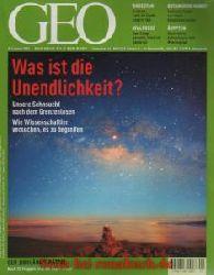 Geo 1/2002: Herakleion - Unendlichkeit - Dagestan - Botanische Kunst - Walrosse - Ikea in China - Lebenswege