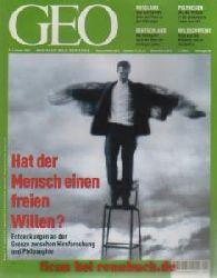 Geo 1/2003: Frei Wille - Fergana-Tal - Kaffee - Interview Breidbach - Polynesien - Fünfziger Jahre - Wildschweine - Russische Flusskirchen