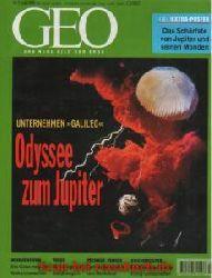 Geo-Magazin 7/1998: Bengaltiger - Fjorde - Anden-Archäologie - Klang-Landschaften - Technik-Feinde - Raumsonde Galileo