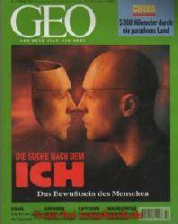 Geo Magazin 2/1998: Amphibien - China-Reise/Teil 1 - Bewußtsein - Himmelsphysik - Burma Kapverden