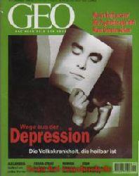 Geo Magazin 11/1998.  Alexandria - Depressionen - Orang-Utans - Moorleichen - Bio-Licht - Satellitenbilder - Utah