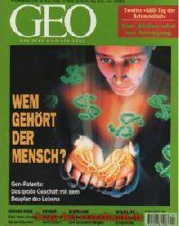 Geo 9/2000: Wildlife-Fotografie - Biotechnologie - Südsee-Serie Teil 2 - Albanien - Kuweit - Artenvielfalt