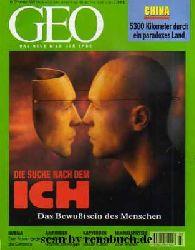 Geo Magazin 2/1998: Amphibien, China-Reise Teil 1, Bewußtsein, Himmelsphysik, Burma, Kapverden