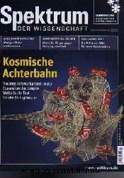 Spektrum der Wissenschaft, Ausgabe 2 - 2008