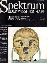 Spektrum der Wissenschaft, Ausgabe  2 - 1980