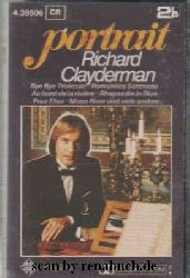 Clayderman, Richard:  Portrait Musikkassette (MC)
