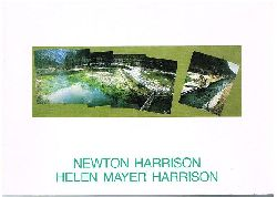 Newton Harrison – Helen Mayer Harrison.  Atempause für den Save-Fluss. Die Summe seiner Geschichte. Beginn einer neuen Geschichte.