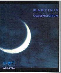 Martinis Observatorium.  video / audio / interactive installions. Croatia Hrvatska.