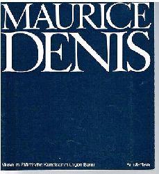 Maurice Denis.  Gemälde. Aquarelle. Zeichnungen.