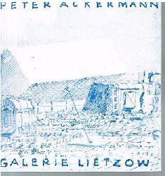 Peter Ackermann-  Gemälde.