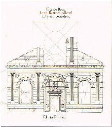Borsi, Franco:  Leon Battista Alberti. L´Opera completa (in italienischer Sprache).