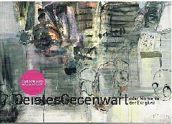 Gerd Scheuerer.  Geistesgegenwart oder Momente der Ewigkeit. Werkschau 2005 bis 2011.