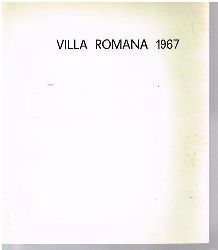 Bernd Berner, Buja Bingemer, Horst Lerche, Michael Schwarz.  Villa Romana 1967.