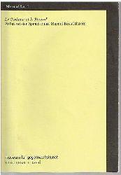 Le Corbeau et le Renard. Aufstand der Sprache mit Marcel Broodthaers.  Hans Arp. Robert Barry. Alighiero Boetti. Lázsló Moholny-Nagy. Dieter Roth. John Smith.