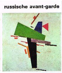 Nakov, Andrei:  Russische Avantgarde.